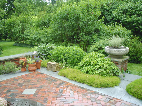 Leonard design associates landscape architects for Associate landscape architect